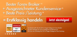GKFX-Auszeichnungen